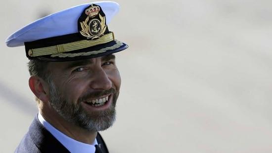 Felipe de Bourbon vai assumir o trono espanhol