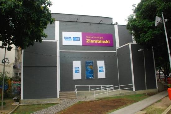 Ziembinski. Teatro passou por obras estruturais e reabre com peça de Fernanda Torres