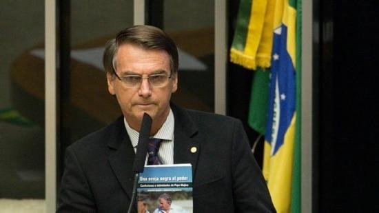 Bolsonaro não cita denúncia das pedaladas fiscais em seu discurso na Câmara