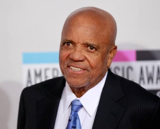 Berry Gordy, o criador da gravadora Motown