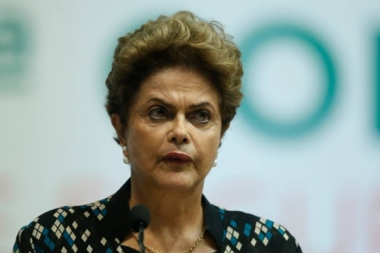 A presidente da República, Dilma Rousseff