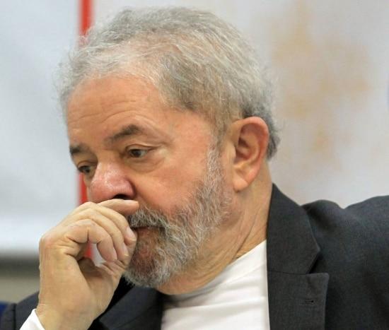 O ex-presidenteLuiz InácioLula da Silva