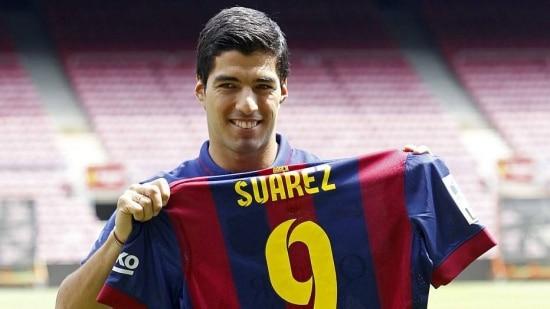 A ida de Suárez do Liverpool para o Barcelona foi a transferência mais cara em toda a janela