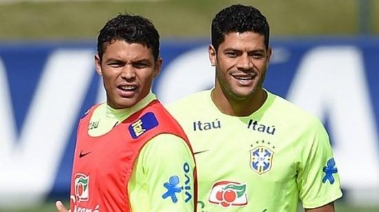 Scolari espera que Hulk consiga abrir caminhos na defesa alemã