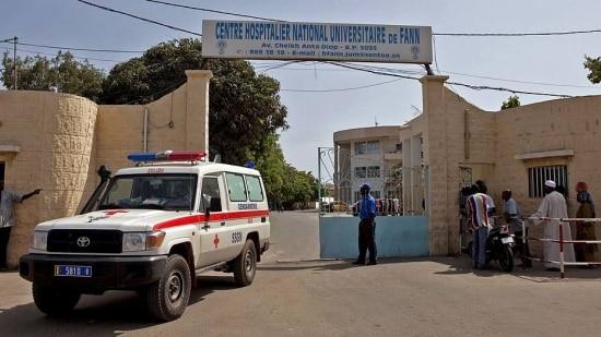 O primeiro caso do Senegal é um estudante da Guiné que estava sob vigilância em seu país, mas fugiu para o Senegal