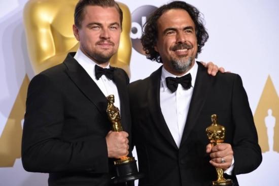 Iñárritu e DiCaprio