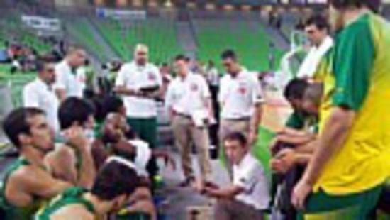 Brasil venceu Irã por 92 a 52
