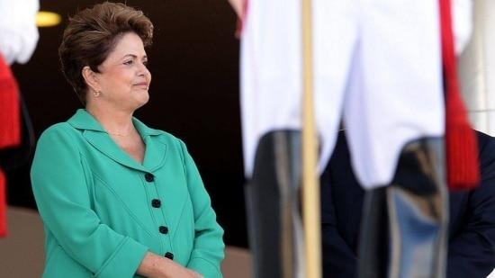 Vaiada na Copa das Confederações, Dilma não se pronuncia nesta quinta