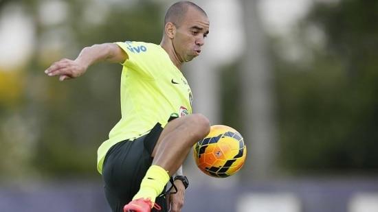 Tardelli terá liberdade no ataque da seleção brasileira