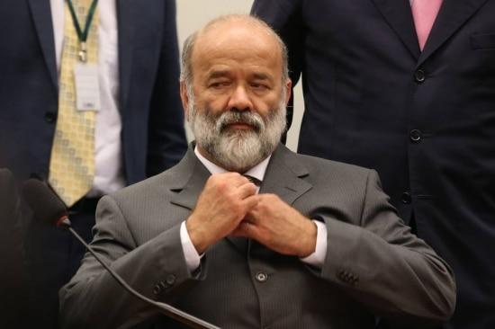 O ex-tesoureiro do PTJoão Vaccari Neto