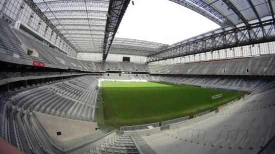 Arena da Baixada, em Curitiba, tem capacidade para mais de 40 mil torcedores e vai receber o primeiro evento do UFC em estádio de futebol no Brasil