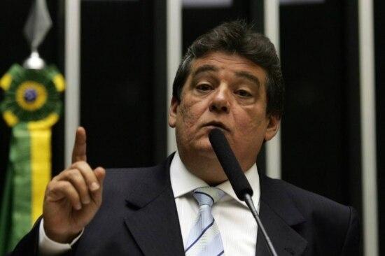 O deputado Sílvio Costa