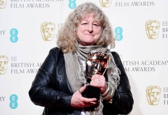 A figurinista Jenny Beavan ganhou o Bafta por 'Mad Max: Estrada da Fúria'