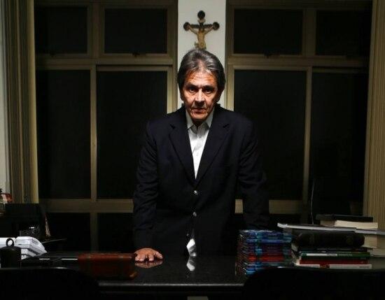 O ex-deputado federal Roberto Jefferson (PTB-RJ)