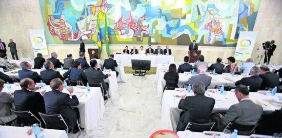 Estratégia: pacote de crédito foi anunciado na quinta-feira, na reunião do 'Conselhão'