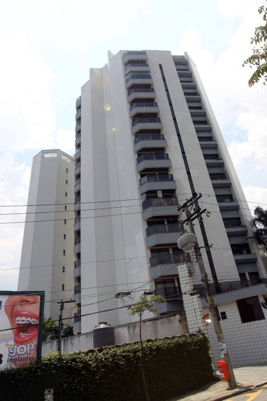 Edifício onde Lula comprou apartamento em São Paulo Bernardo do Campo