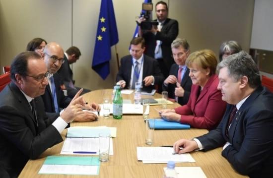 Líderes europeus discutem questão dos refugiados
