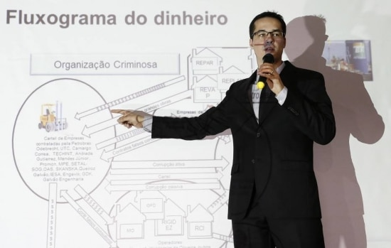 Impunidade: Dallagnol afirma que, no Brasil, punições a criminosos de colarinho branco não são efetivas