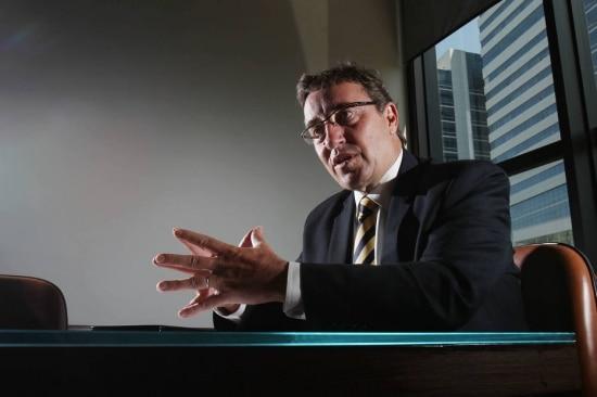 Achim Steiner, diretor executivo do Pnuma, a agência para o ambiente da ONU