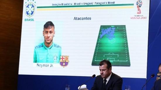Dunga faz primeira convocação da seleção brasileira em 2016