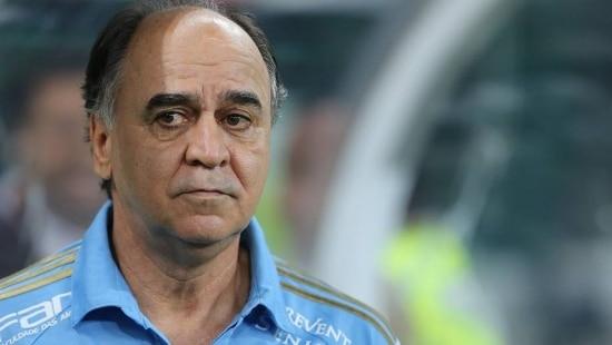 Marcelo Oliveira está sendo muito questionado noPalmeiras