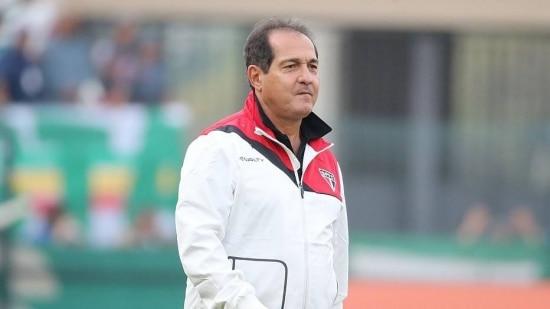 Muricy Ramalho está preocupado com o time que escalará no duelo contra o Inter