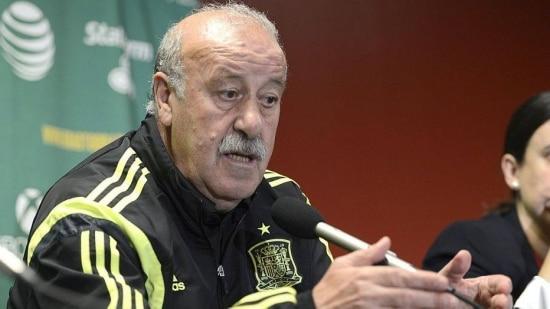 Del Bosque acredita que Diego Costa não interfere na rivalidade