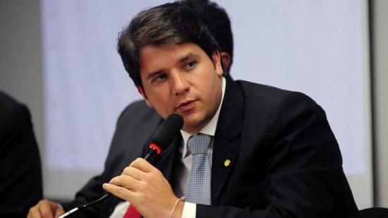 BRASILIA DF NACIONAL  - 30.out.2012  LUIZ ARGOLO Luiz Argolo. Deputado Luiz Argôlo FOTO Lúcio Bernardo Jr/Agência Câmara