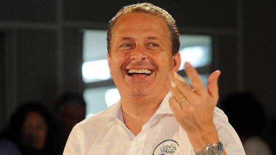 Eduardo Campos aproveita para criticar rivais na campanha eleitoral