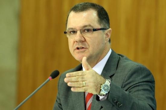 O Ministro da Previdência, Carlos Gabas