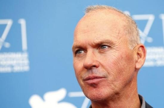 """O Astro de """"Birdman"""", Michael Keaton"""