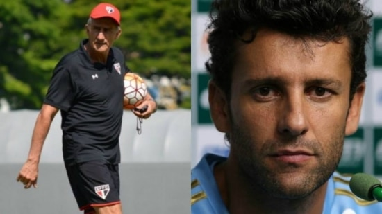 Técnicos de São Paulo e Palmeiras jogam clássico preocupados com a Libertadores