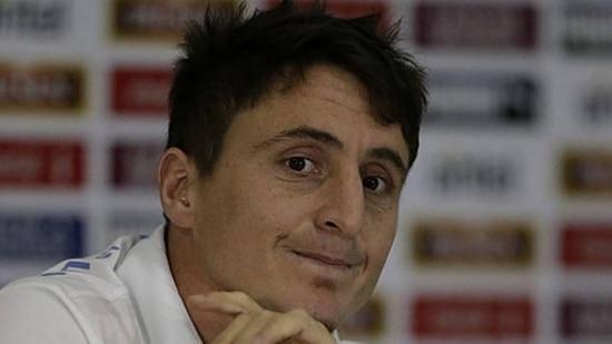 Rodriguez concedeu entrevista coletiva após treino aberto em Sete Lagoas