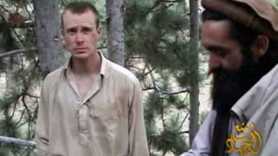 Sargento Bowe Bergdahl estava em poder do Taleban desde 2009