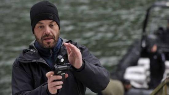 O diretor de fotografia Adriano Goldman