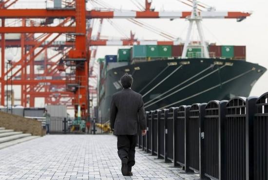Exportações cresceram2,7% em 2015