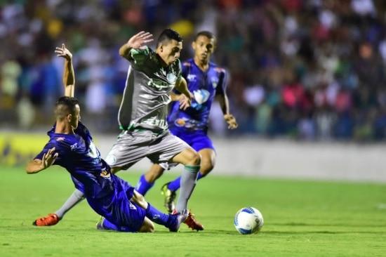 Palmeiras conquista sua primeira vitória na Copa são Paulo
