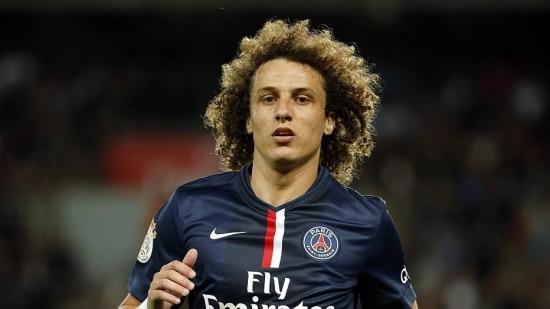 A transferência de David Luiz para o PSG é a maior de um defensor em todos os tempos