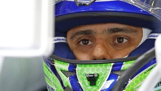 Felipe Massa começou bem e foi caindo de produção no último treino