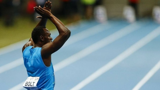Bolt desistiu de competir na etapa de Zurique da Diamond League