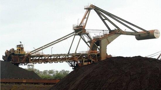 Declínio dos preços do minério de ferro na China causou recuo das ações da Vale