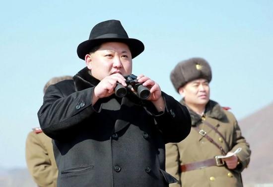 Kim Jong-un ordena prontidão de armas nucleares