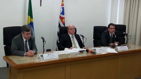 MP de São Paulo abre inquérito civil para investigar eventuais irregularidades no futebol paulista, entre elas, a atuação da PM dentro dos estádios