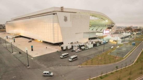 Arena Corinthians para o torcedor e Itaquerão para a mídia, estádio corintiano ainda está sem nome