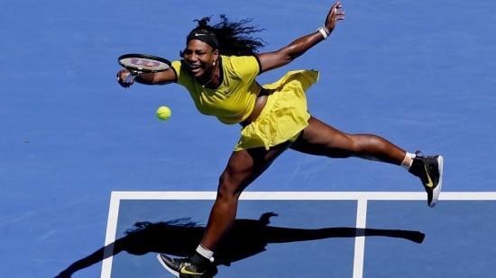 Serena Williams ganha daitaliana Camila Giorgi por 2 sets a 0, com parciais de 6/4 e 7/5