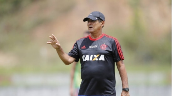 O comandante Muricy Ramalho deve repetir a escalação do último jogo contra o Boavista