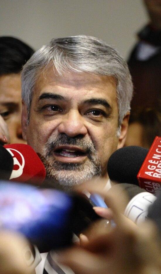 O líder do governo no Senado, Humberto Costa