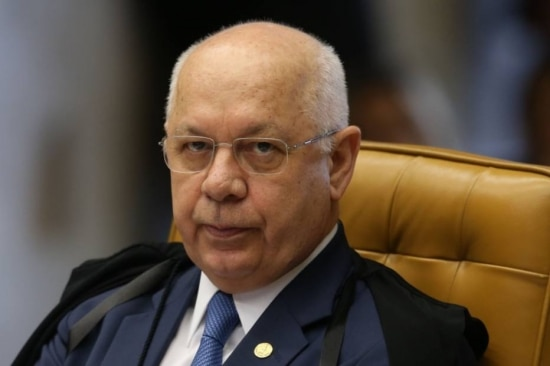O ministro do Supremo Teori Zavascki