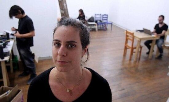 Residência. Maria Montero, diretora do Phosphorus