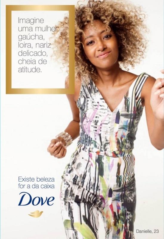 Dove questiona estereótipos de beleza em nova campanha